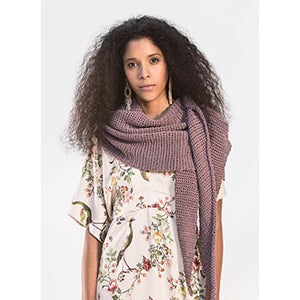 Crosby Crochet Wrap-The Craftivist Atlanta