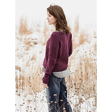 Cromwell Pullover Pattern-The Craftivist Atlanta