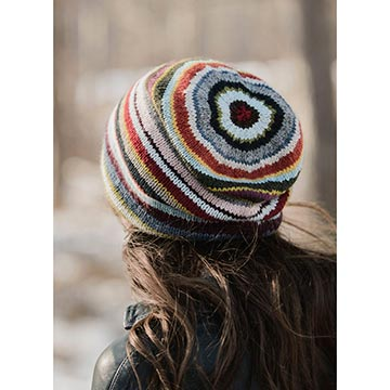 21 Color Slouch Hat Pattern