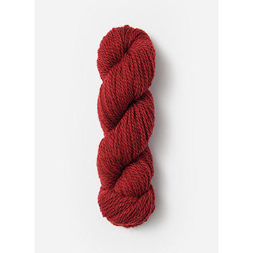 Blue sky worsted weight yarn in Red Rock