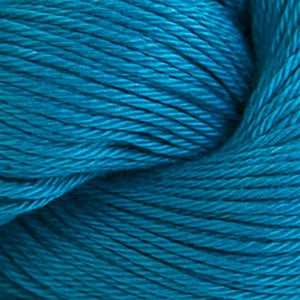 Cascade Ultra Pima Cotton yarn Turquoise 3733
