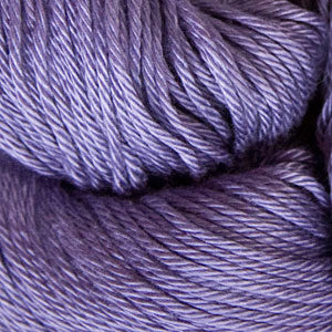 Cascade mercerized cotton yarn lavender 3778