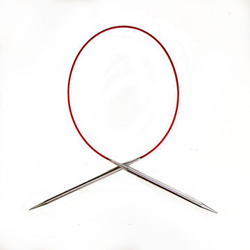 "ChiaoGoo Red Lace Circular Needles (16"", 24"", 32"" & 40"")-The Craftivist Atlanta"