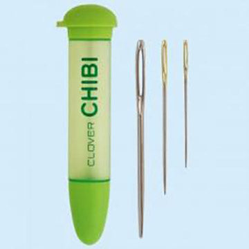 Clover Chibi Darning Needles Set-Regular-The Craftivist Atlanta