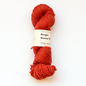 Echoview Ranger Bulky in Tanager Red