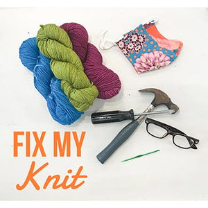 Knitting Fit It Session