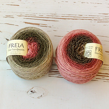 Freia Ombre Shawl Ball