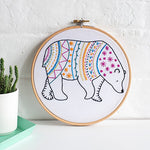 Bear Embroidery Kit