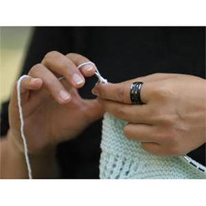 Knitter's Pride Row Counter Ring