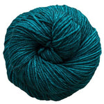 Malabrigo Caprino-Teal Feather-The Craftivist Atlanta