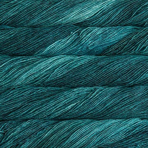 Malabrigo Mechita-Teal Feather-The Craftivist Atlanta