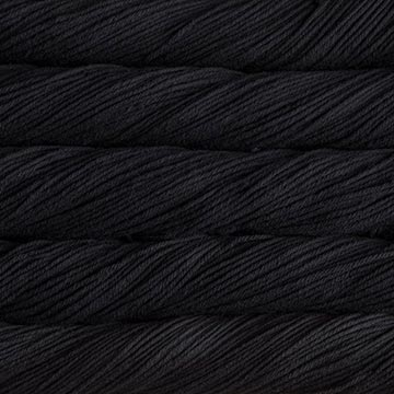 Malabrigo Rios yarn in Black