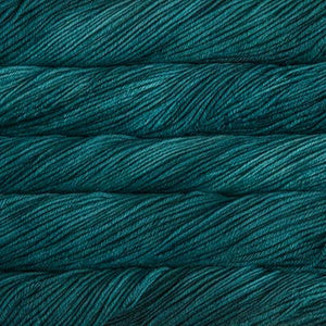 Malabrigo Rios superwash yarn Teal Feather