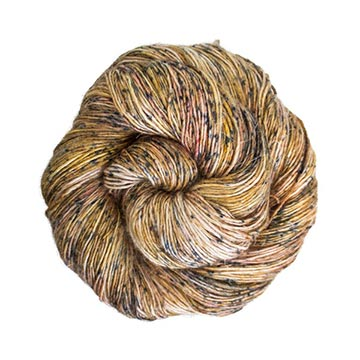 Malabrigo Susurro-Tigers Eye-The Craftivist Atlanta