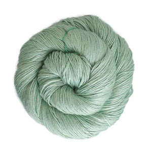 Malabrigo Susurro-Water Green-The Craftivist Atlanta