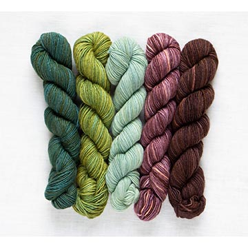 Manos del Uruguay Fino Mini Skein Set Willa