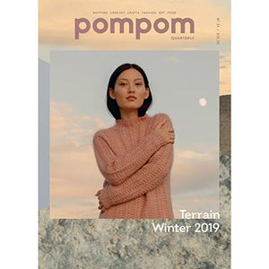 Pom Pom Quarterly Issue 31: Winter 2019-The Craftivist Atlanta