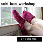 Saki Toes Workshop with Nell Ziroli