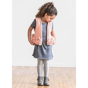 Lucky Loop Vest Pattern-The Craftivist Atlanta