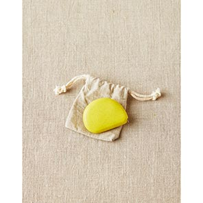 Cocoknits Pebble Tape Measure in Mustard