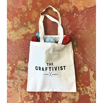 The Craftivist Project Bag