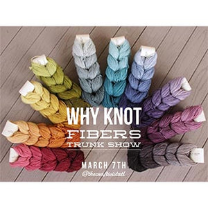 Why Knot Fibers Trunk Show