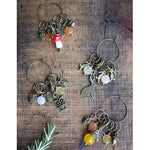 Woodland Stitch Markers-The Craftivist Atlanta