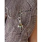 Stitch Marker Shawl Pin-The Craftivist Atlanta