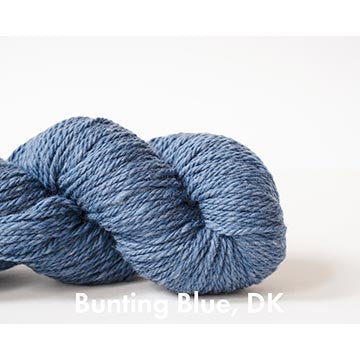 Echoview Ranger Merino DK weight yarn in bunting blue