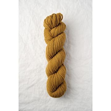 Wool yarn from Quince and Co in Honey color