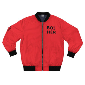 Open image in slideshow, Classic Bomber Jacket