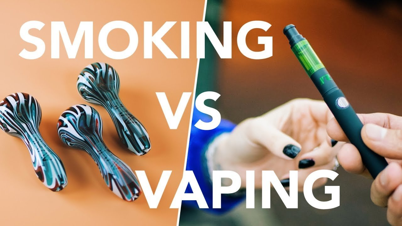 Is Vaping is better than Smoking?