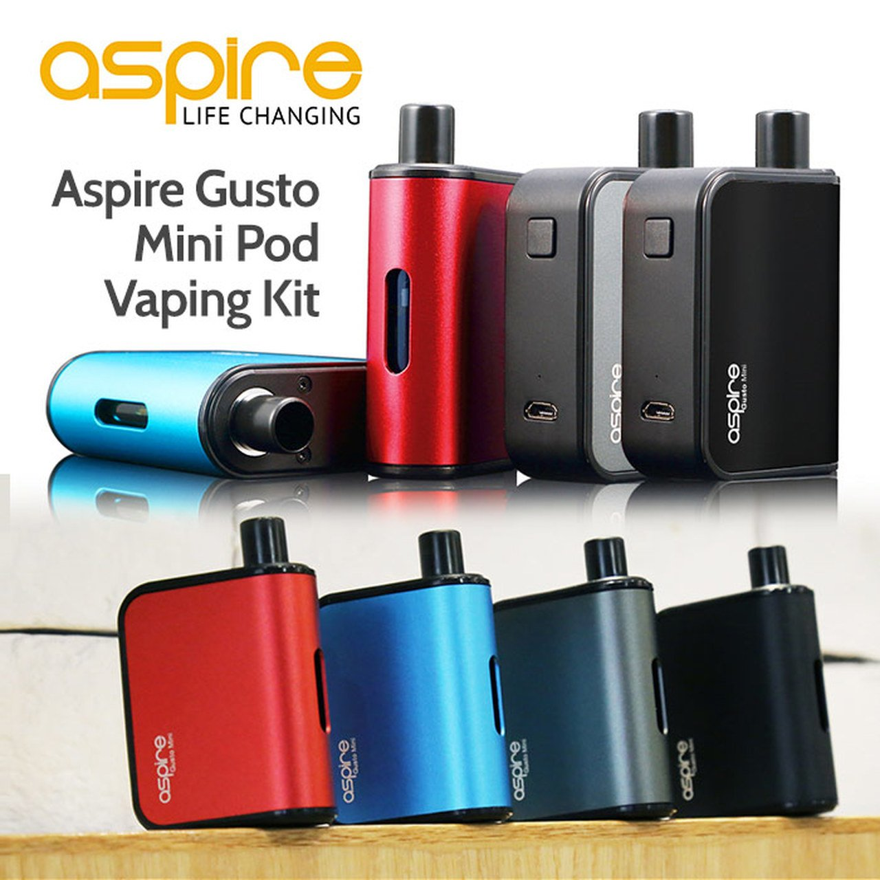 Aspire Gusto Mini Starter Kit-Vape Citi