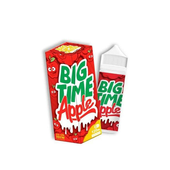 Big Time 120ml – 0mg