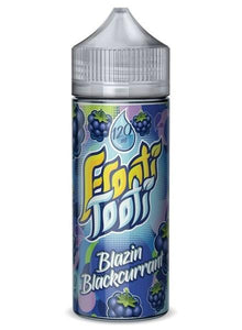 Frooti Tooti - Blazin Blackcurrant - 50ml