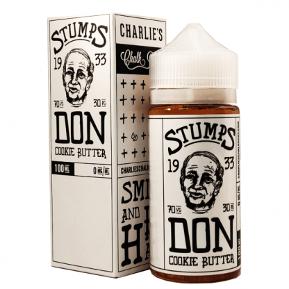 Stumps by Charlies Chalk Dust 100ml E-Liquid-Vape Citi
