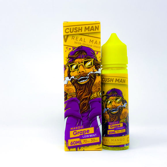 Nasty Juice - Cush Man - Mango Grape