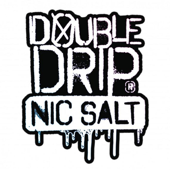 Double Drip Nic Salt 10ml - Vape Citi
