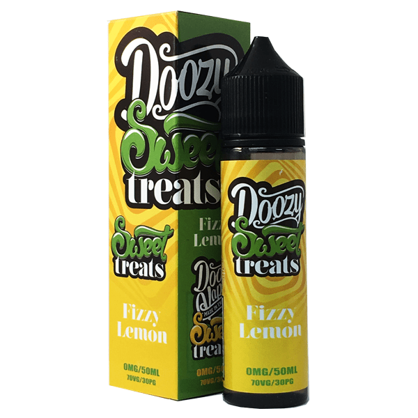 Doozy Vapes 50ml Shortfills E-Liquid-Vape Citi
