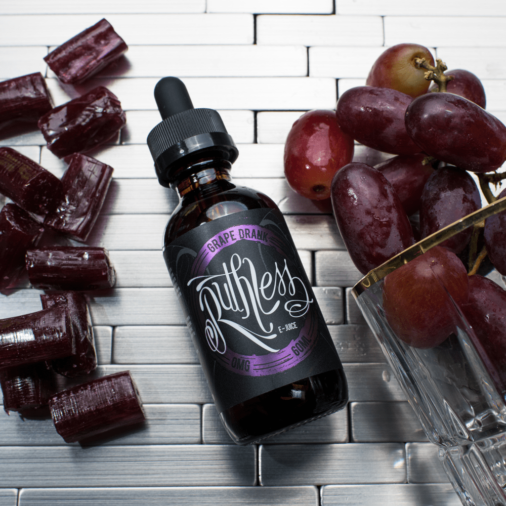 RUTHLESS - 50ml-Vape Citi