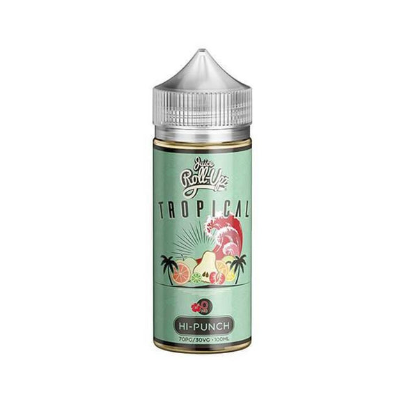 Tropical - Juice Roll Upz 100ml