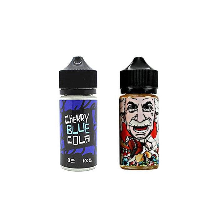 Juice Man - 100ml - 0mg E-Liquid-Vape Citi