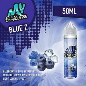 My E-Liquids 50ml-Vape Citi
