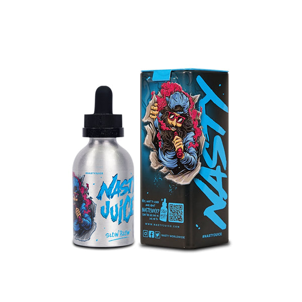 Nasty Juice - Shortfill - Slow Blow - 50ml E-Liquid