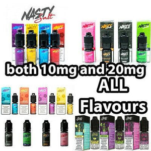 Nasty Juice Salts - Vape Citi