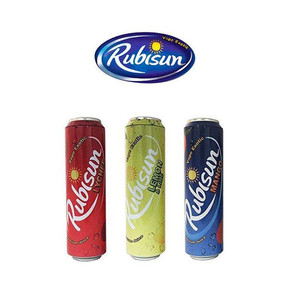 Rubisun Eliquid 50ml – 0mg