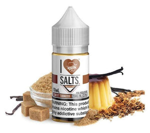 I Love Salt Nic Salt 10ml - Vape State