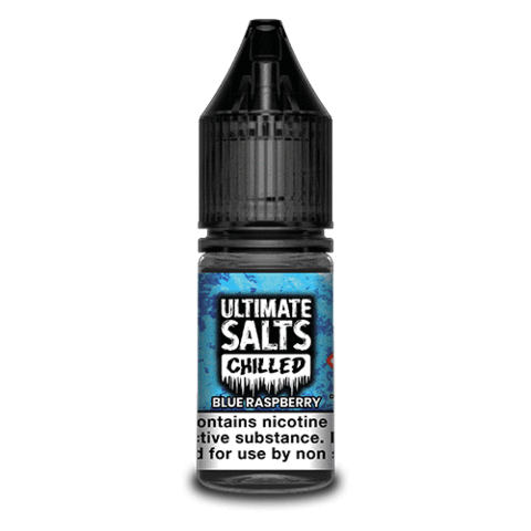 Ultimate Salts Chilled 10ml Nic Salts - Vape State