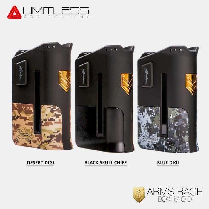 Limitless Arms Race 200W Mod Only