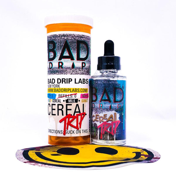 BAD Drip - Cereal Trip E-liquid 60ml